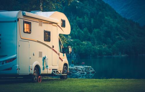 location camping car