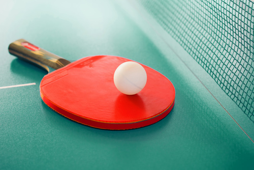 Location table ping pong
